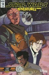 IDW Publishing's Star Wars Adventures Issue # 18b
