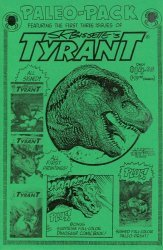 Spiderbaby Graphix's S.R. Bissette's Tyrant Soft Cover # 1
