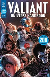 Valiant Entertainment's Valiant Universe Handbook 2019 Edition Issue # 1
