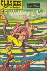 Gilberton Publications's Classics Illustrated #56: The Toilers of the Sea Issue # 1