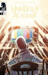 Dark Horse Comics's The Umbrella Academy: Dallas Issue # 3