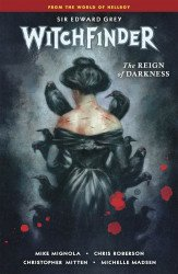 Dark Horse Comics's Witchfinder: Reign of Darkness TPB # 1
