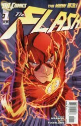 DC Comics's The Flash Issue # 1