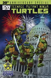 IDW Publishing's Teenage Mutant Ninja Turtles: 30th Anniversary Special Issue # 1awesome