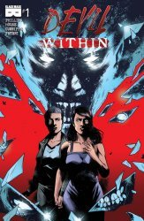 Black Mask Studios's Devil Within Issue # 1