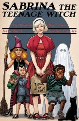 Archie Comics Group's Sabrina, the Teenage Witch Issue # 5b