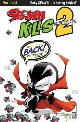 Image Comics's Spawn Kills Everyone Too Issue # 1