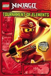 Little, Brown Books for Young Readers's Lego Ninjago: Masters of Spinjitzu Soft Cover # 1