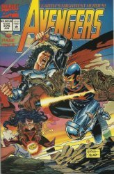 Marvel's The Avengers Issue # 375b