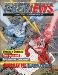 Diamond Comics Distribution's Previews Issue # 109
