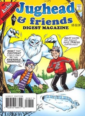 Archie Comics Groups Jughead Friends Digest Magazine Issue 8
