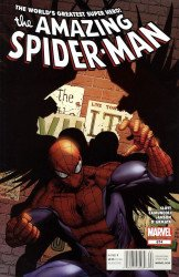 Marvel Comics's Amazing Spider-Man Issue # 674b