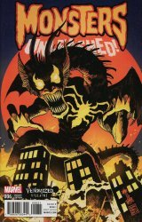 Marvel Comics's Monsters Unleashed Issue # 6c
