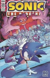 IDW Publishing's Sonic the Hedgehog Issue # 33b