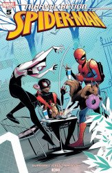 IDW Publishing's Marvel Action: Spider-Man Issue # 5ri