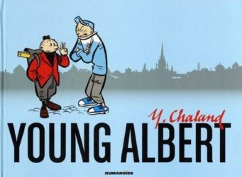 Humanoids Publishing's Young Albert Hard Cover # 1