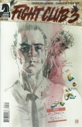 Dark Horse Comics's Fight Club 3 Issue # 4