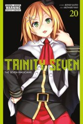 Yen Press's Trinity Seven: The Seven Magicians Soft Cover # 20