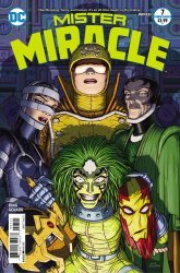 DC Comics's Mister Miracle Issue # 7