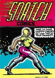 Apex Novelties's Snatch Comics Issue nn-6th print