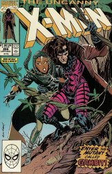 Marvel Comics's The Uncanny X-Men Issue # 266