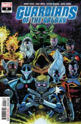 Marvel Comics's Guardians of the Galaxy Issue # 9