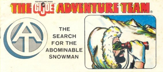 Hasbro's The Adventures of G.I. Joe Issue # 5