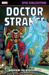 Marvel Comics's Doctor Strange: Epic Collection TPB # 1
