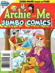 Archie Comics Group's Archie and Me: (Jumbo) Comics Digest Issue # 22