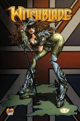 Top Cow's Witchblade Issue # 164london