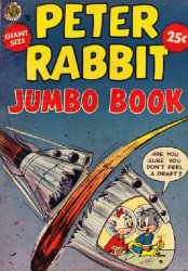 Avon Periodicals's Peter Rabbit: Jumbo Book Issue # 1