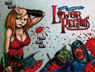 Top Shelf Productions's Lower Regions Soft Cover # 1