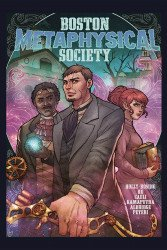 Source Point Press's Boston Metaphysical Society TPB # 1