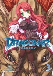 Seven Seas Entertainment's Dragonar Academy Soft Cover # 3