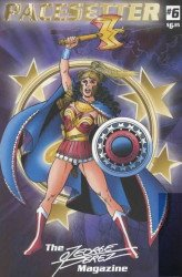 Tony Lorenz Productions's Pacesetter: George Perez Magazine Issue # 6