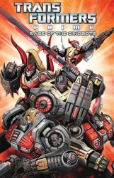 IDW Publishing's Transformers: Prime - Rage of the Dinobots TPB # 1
