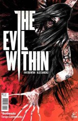 Titan Comics's The Evil Within Issue # 2b