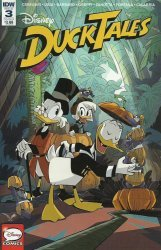 IDW Publishing's DuckTales Issue # 3b