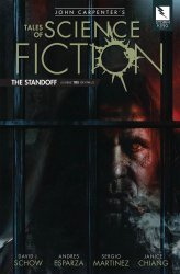 Storm King Productions's John Carpenter's: Tales Of Science Fiction - Standoff  Issue # 2
