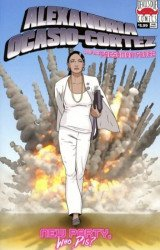 Devil's Due Publishing's Alexandria Ocasio-Cortez and the Freshman Force Issue # 1-2nd print