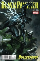 Marvel's Black Panther Issue # 1s