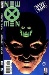 Marvel's New X-Men Issue # 121