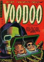 Ajax-Farrell's Voodoo Issue # 15