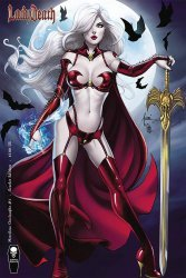 Coffin Comics's Lady Death: Merciless Onslaught Issue # 1b