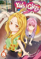 Seven Seas Entertainment's Yokai Girls Soft Cover # 8