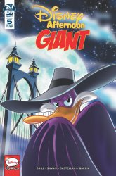 IDW Publishing's Disney Afternoon Giant Issue # 5