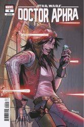 Marvel Comics's Star Wars: Doctor Aphra Issue # 9b