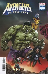 Marvel Comics's Avengers: No Road Home Issue # 1d