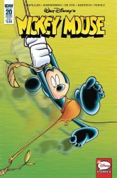 IDW Publishing's Mickey Mouse Issue # 20sub