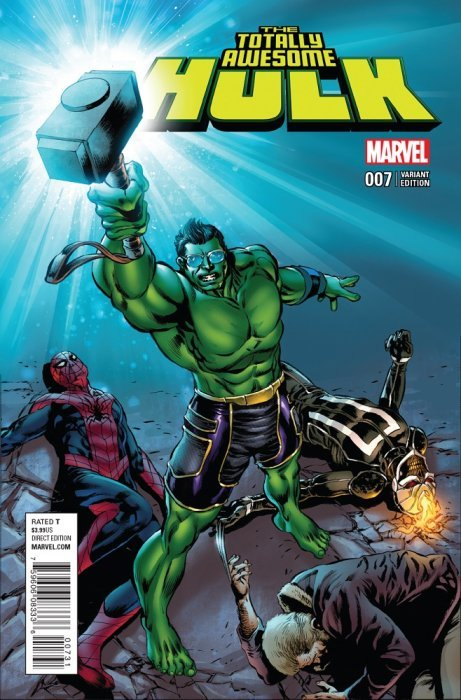 Totally Awesome Hulk 1 (Marvel)
